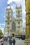 Klocka torn av kyrkan av St Peter på Westminster, London, England, Storbritannien Arkivfoto