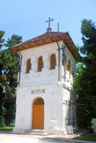Klocka torn, Braila, Rumänien Arkivbilder