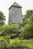 Klocka torn i Chester Royaltyfria Foton