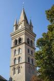 Klocka torn och Astronmical klocka i Messina Arkivbild