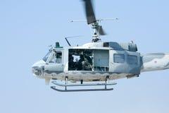 20313 Klocka UH-1H Iroquois (205) av kungligt thailändskt flygvapen Arkivfoto