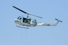 20313 Klocka UH-1H Iroquois (205) av kungligt thailändskt flygvapen Royaltyfri Fotografi
