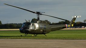 Klocka UH-1 Huey Arkivbilder