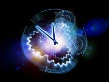 Klockaklunga Royaltyfri Fotografi