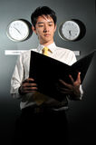 klockakontor för 142 affär Royaltyfri Fotografi