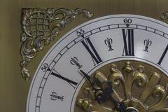 Klockakugghjul Royaltyfri Foto