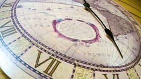 Klockan på väggen Timelapse stock video