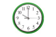 Klockaserie - 10 klockan Arkivbild