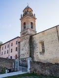klockatorn av kyrkan av St Augustine Royaltyfri Foto
