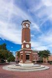 Klockatorn på WSSU Arkivbilder