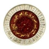 klockatorn venice royaltyfri fotografi