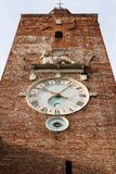 Klockatornet av Serenissima Venezia Arkivbild