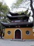 Klockatornet av templet Royaltyfria Bilder