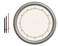klockavägg Vektor Illustrationer