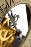 klockavägg royaltyfria bilder