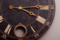 klockavägg Arkivbilder
