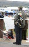 Hästkapplöpning Royaltyfri Foto