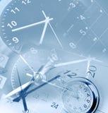 Klockor och kalendrar Royaltyfri Foto