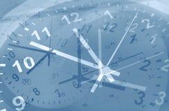 Klockor och kalendrar Royaltyfri Fotografi