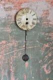Klockpendelklocka Arkivfoto