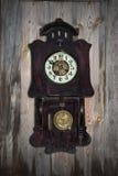 Klockpendelklocka Royaltyfri Fotografi