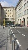 Klockspel i Bryssel royaltyfria bilder