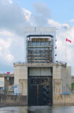 Klockspelkanal Quebec Kanada Royaltyfri Foto