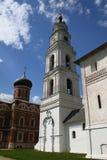 Klockstapel i den Volokolamsk Kreml Ryssland arkivbilder