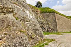 Klodzko Fortress walls Royalty Free Stock Photography
