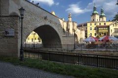 Klodzko in Poland Royalty Free Stock Photos