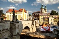 Klodzko in Poland Stock Photography