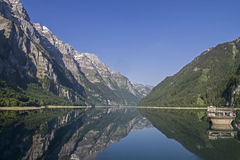 Kloental lake Stock Photos