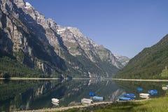 Kloental lake Stock Photo