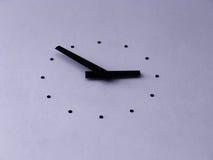 Klok stock afbeelding