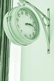 Klok, tijd Royalty-vrije Stock Foto