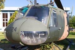 Klok uh-1 Iroquois Stock Afbeelding