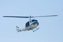 20313 klok uh-1H Iroquois (205) van Koninklijke Thaise Luchtmacht Stock Foto