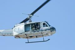 20313 klok uh-1H Iroquois (205) van Koninklijke Thaise Luchtmacht Royalty-vrije Stock Fotografie