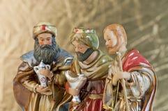 kloka män tre Royaltyfri Bild