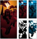 kloka män tre Royaltyfria Bilder