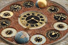 Klokken Royalty-vrije Stock Foto