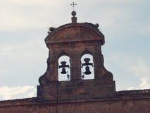 Klokkentoren in Spanje Stock Afbeeldingen