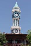 Klokketoren Antalya Turkije Stock Fotografie