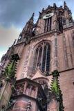 Klokketoren in Straatsburg Stock Afbeeldingen