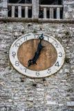 Klokketoren in Umag stock foto's