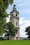 Klokketoren van Mons, België royalty-vrije stock fotografie
