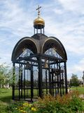 Klokketoren, Vitebsk, Wit-Rusland Stock Foto
