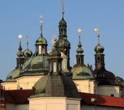 Klokoty - monastero di pellegrinaggio Fotografia Stock