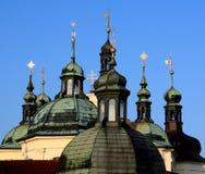 Klokoty - Pilgrimage monastery Royalty Free Stock Photo