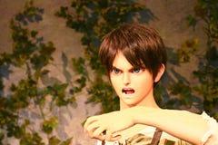 Klon Ellen jaeger od Shingeki żadny Kyojin Zdjęcia Royalty Free